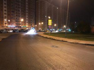 Капитальный ремонт улица Говорова